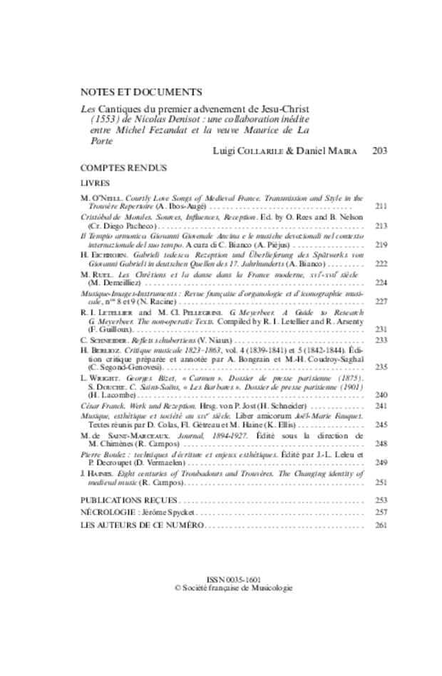 Revue de musicologie, t. 94/1 (2008), extrait 2