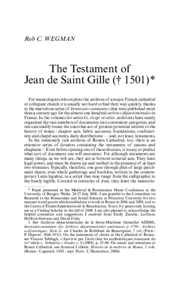 Revue de musicologie, t. 95/1 (2009), extrait 4