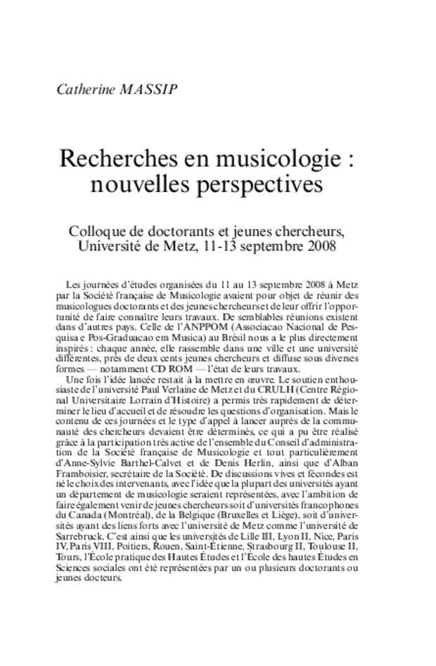 Revue de musicologie, t. 95/2 (2009), extrait 4