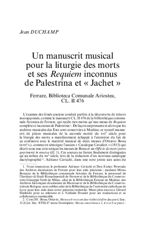 Revue de musicologie, t. 96/2 (2010), extrait 4