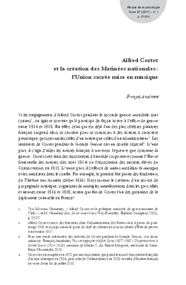 Revue de musicologie, t. 97/1 (2011), extrait 7