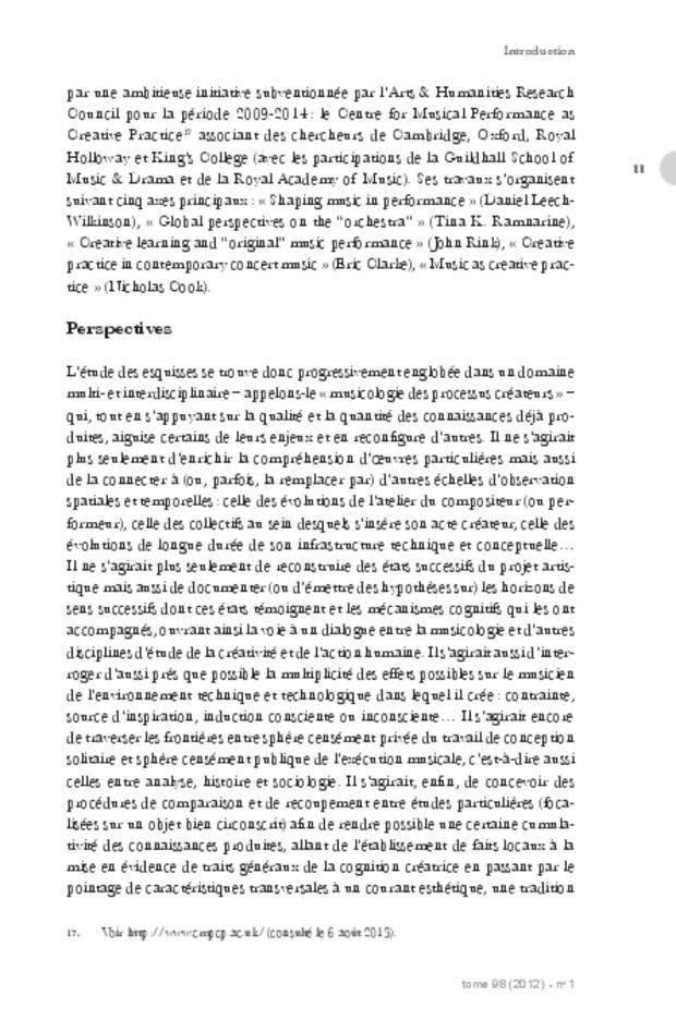 Revue de musicologie, t. 98/1 (2012), extrait 11