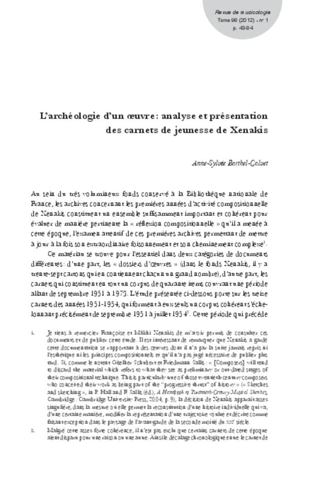 Revue de musicologie, t. 98/1 (2012), extrait 17