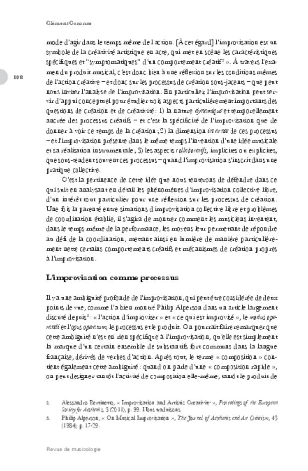 Revue de musicologie Tome 84, n° 1 (1998) - Société Française Musicologie