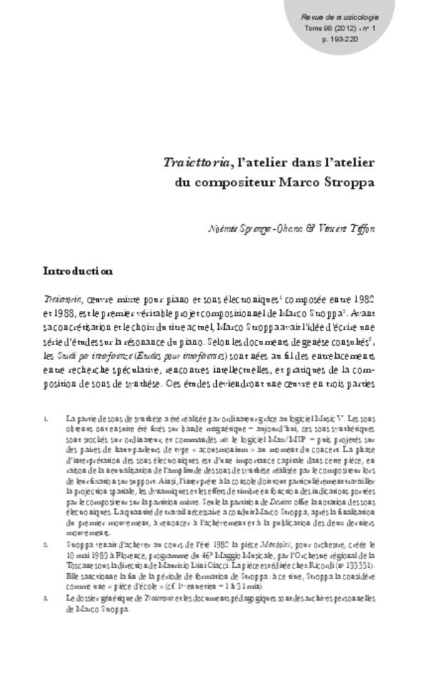 Revue de musicologie, t. 98/1 (2012), extrait 27
