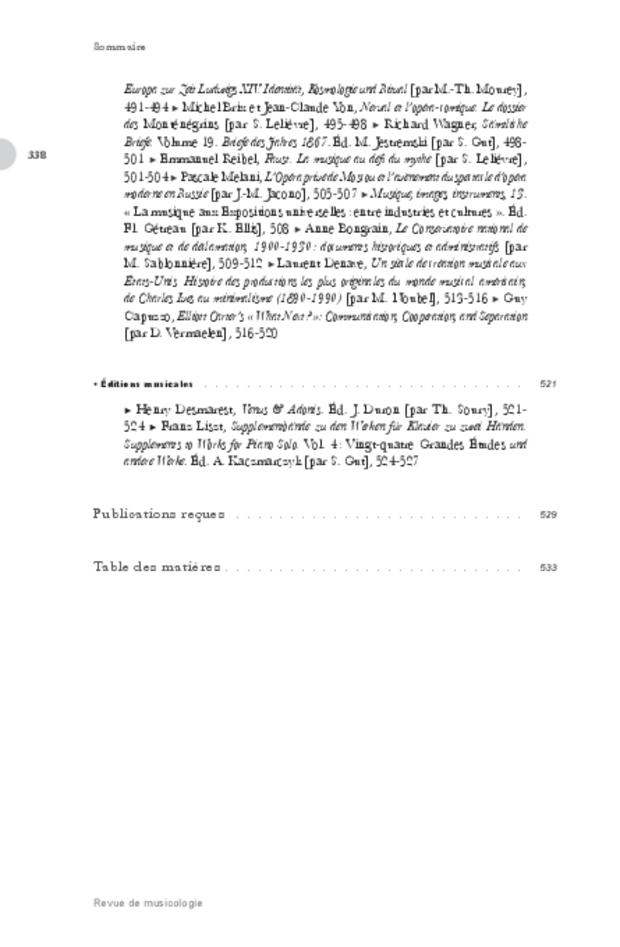 Revue de musicologie, t. 98/2 (2012), extrait 2