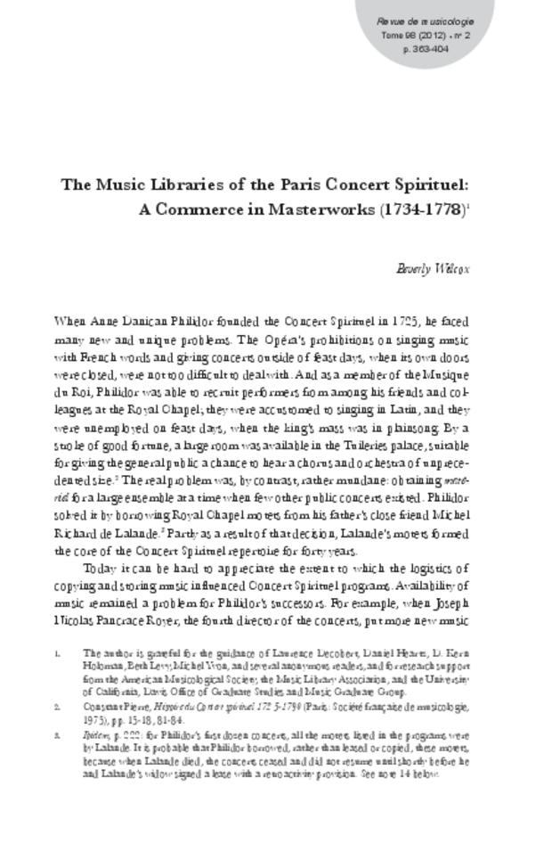 Revue de musicologie, t. 98/2 (2012), extrait 5