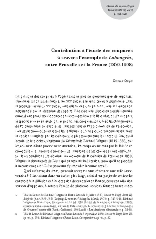 Revue de musicologie, t. 98/2 (2012), extrait 7
