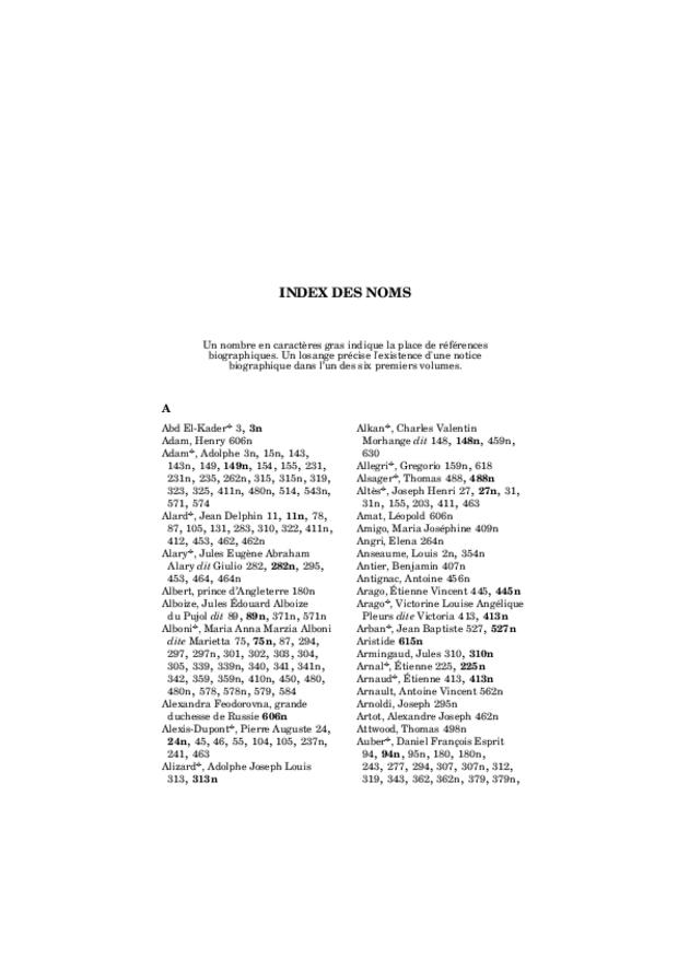 Critique musicale, volume 7: 1849-1851, extrait 8