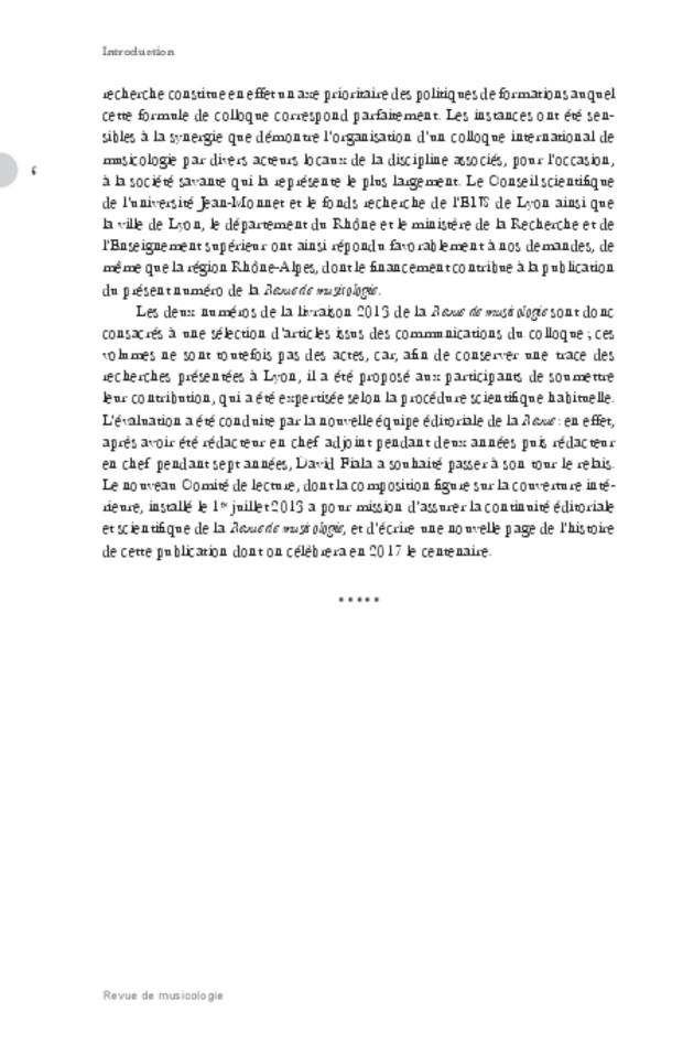 Revue de musicologie, t. 99/1 (2013), extrait 6