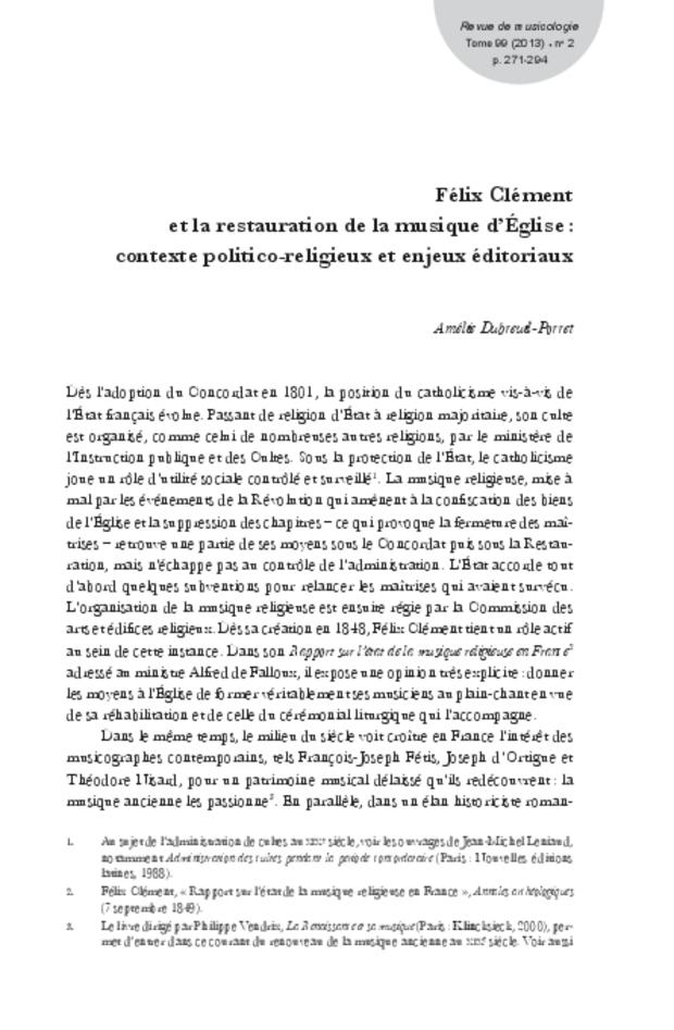 Revue de musicologie, t. 99/2 (2013), extrait 7