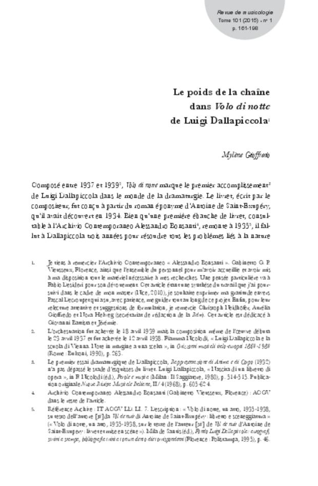 Revue de musicologie, t. 101/1 (2015), extrait 11