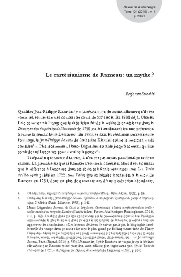Revue de musicologie, t. 101/1 (2015), extrait 5