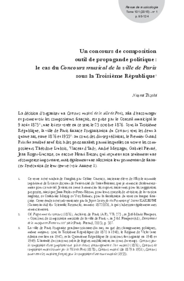 Revue de musicologie, t. 101/1 (2015), extrait 7