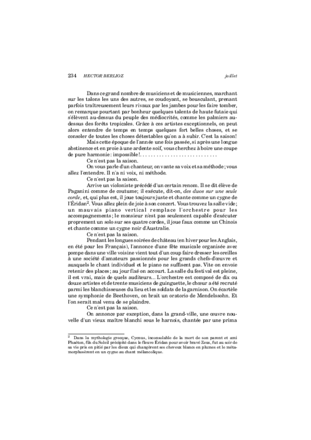 Critique musicale, volume 8: 1852-1855, extrait 12