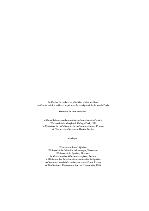 Critique musicale, volume 8: 1852-1855, extrait 4