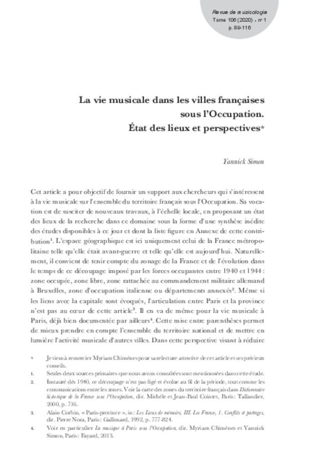 Revue de musicologie, t. 106/1 (2020), extrait 11