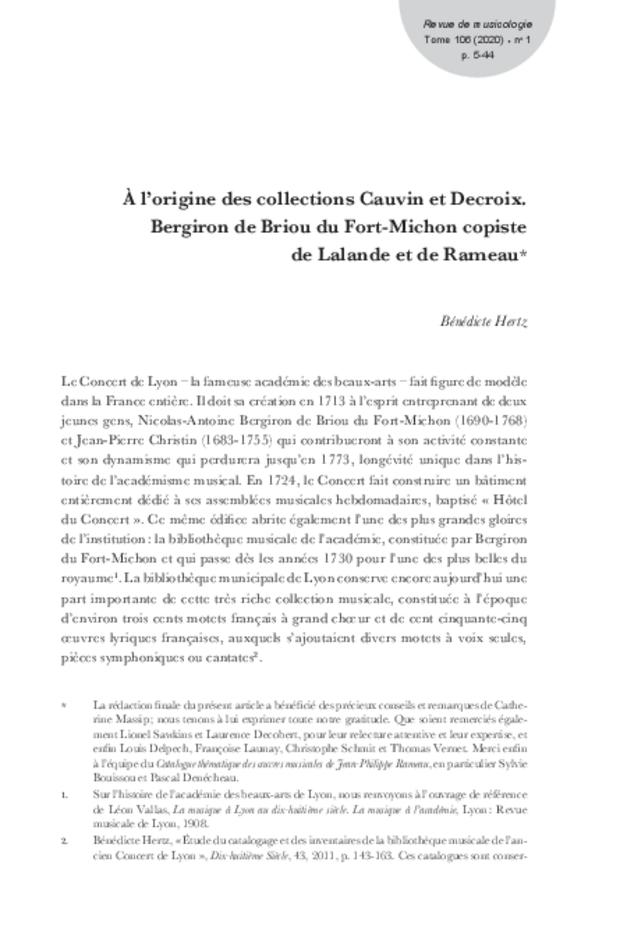 Revue de musicologie, t. 106/1 (2020), extrait 7