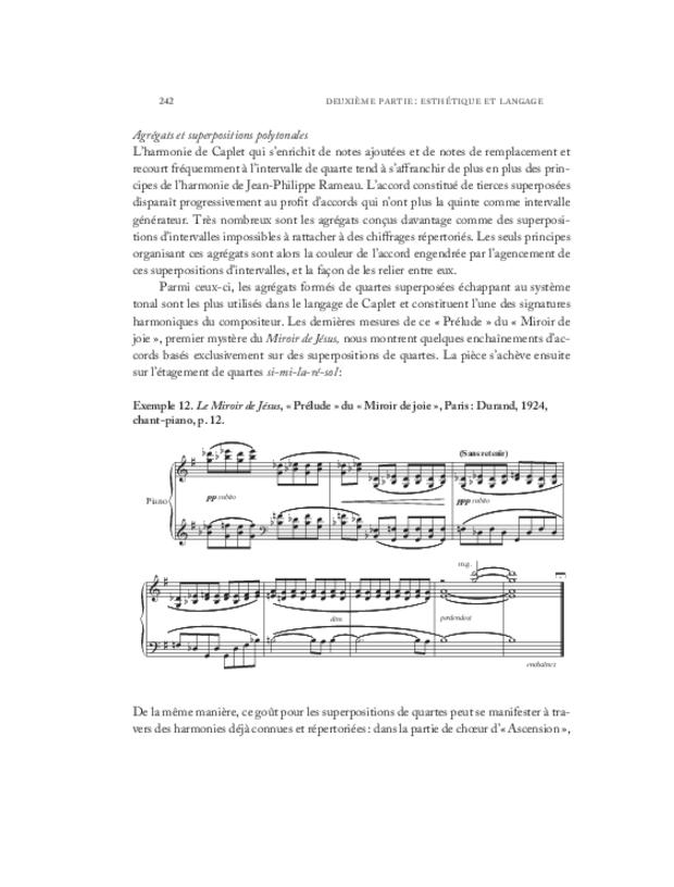 André Caplet, compositeur et chef d'orchestre, extrait 16