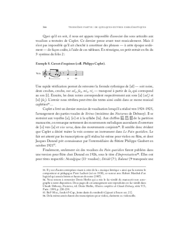 André Caplet, compositeur et chef d'orchestre, extrait 22