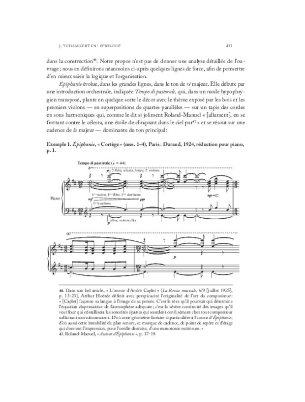 André Caplet, compositeur et chef d'orchestre, extrait 26