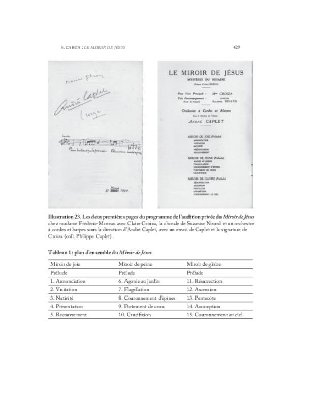 André Caplet, compositeur et chef d'orchestre, extrait 28