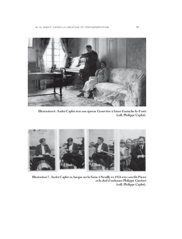 André Caplet, compositeur et chef d'orchestre, extrait 3