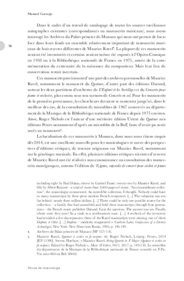 Revue de musicologie, t. 107/1 (2021), extrait 6