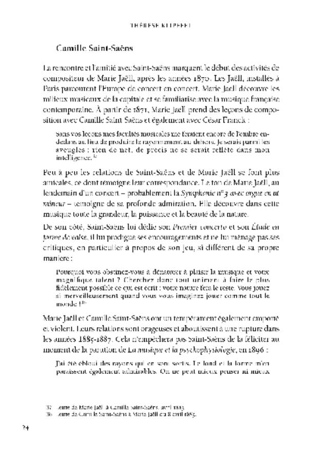 Marie Jaëll, extrait 2