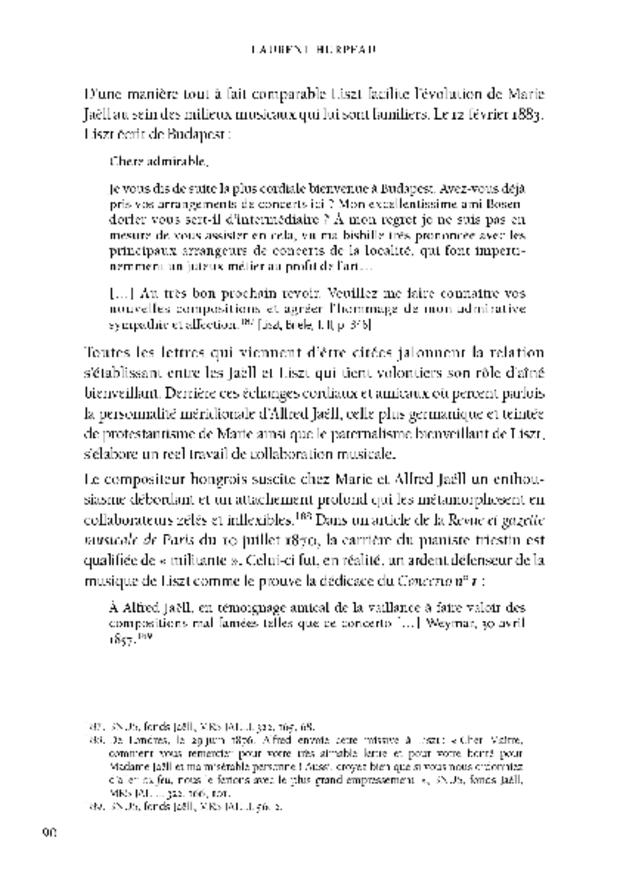 Marie Jaëll, extrait 4