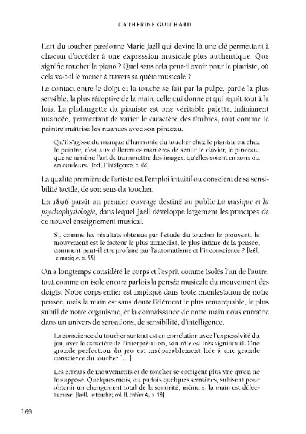 Marie Jaëll, extrait 6