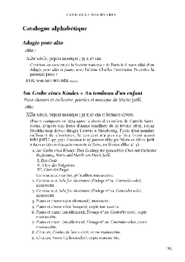 Marie Jaëll, extrait 7