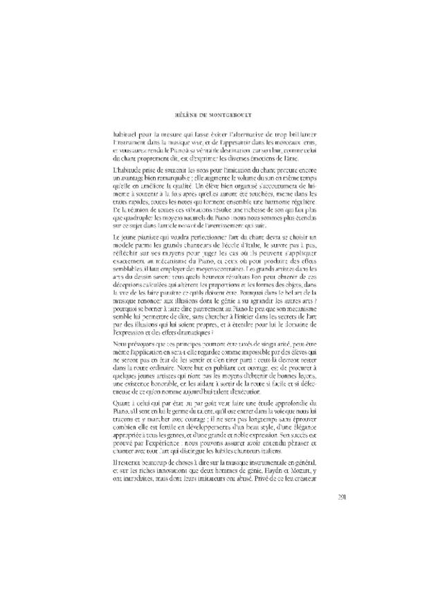 Hélène de Montgeroult, extrait 5