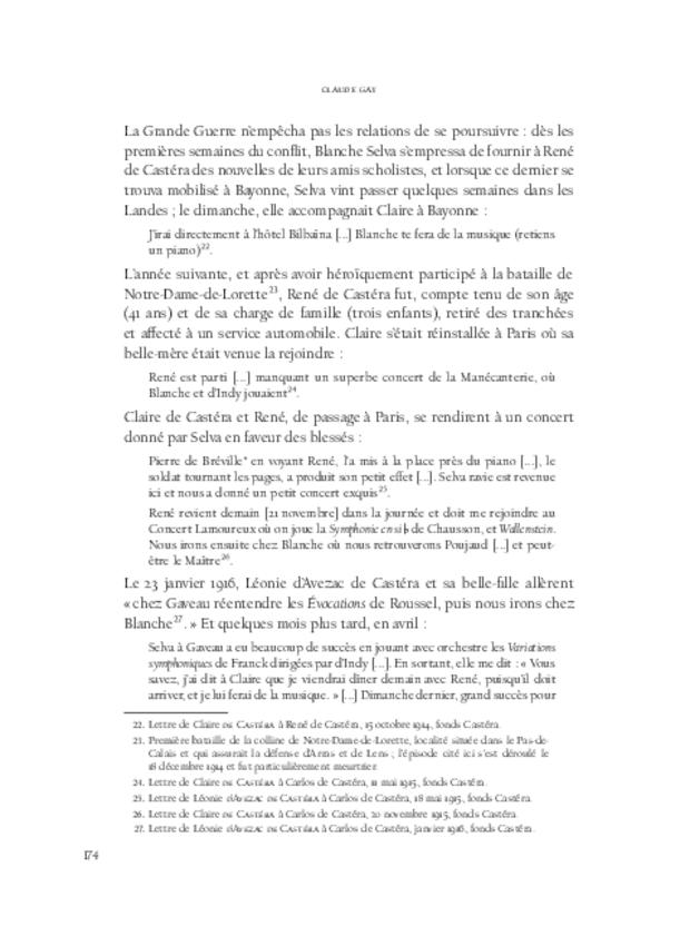 Blanche Selva, extrait 10