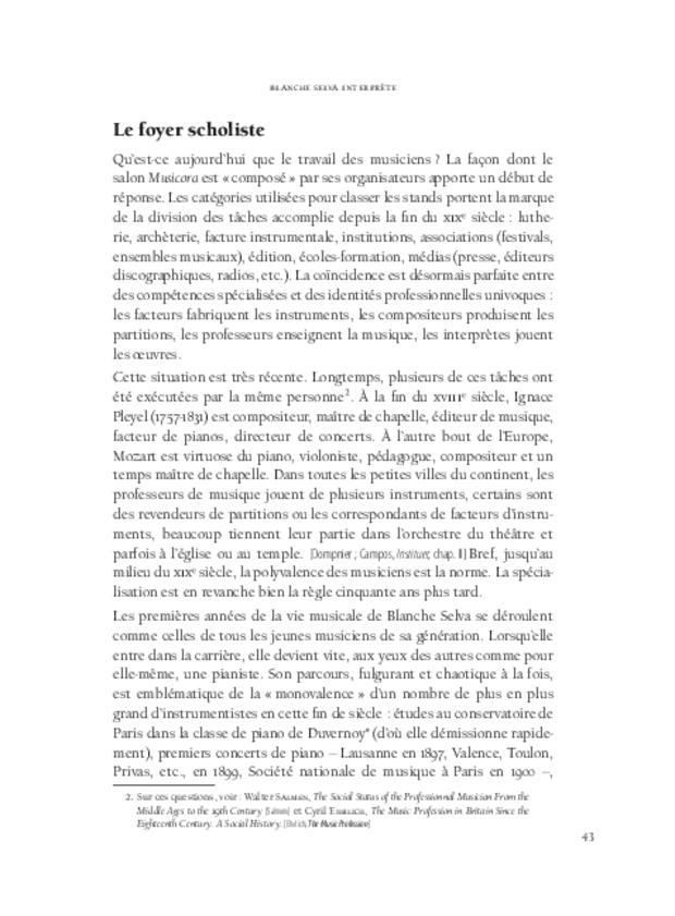 Blanche Selva, extrait 5
