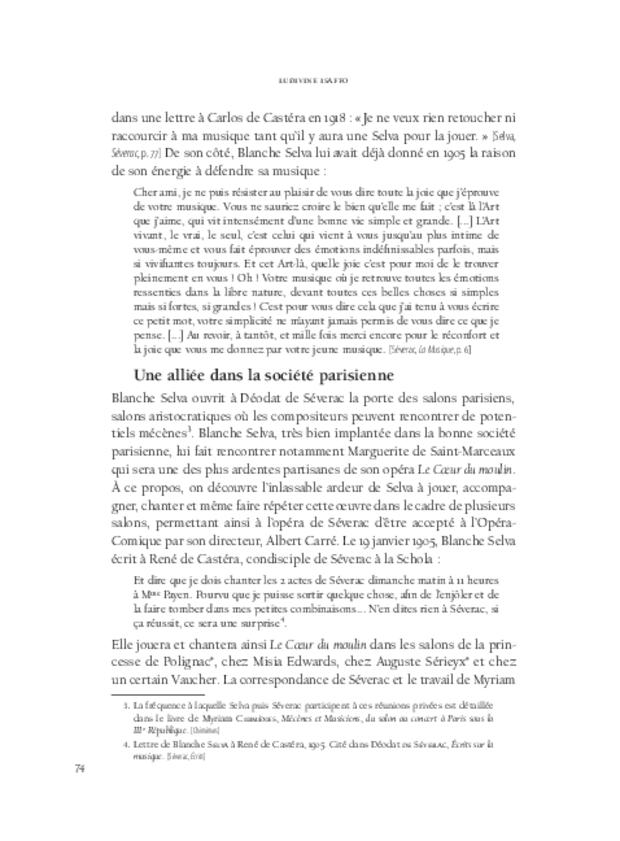 Blanche Selva, extrait 6