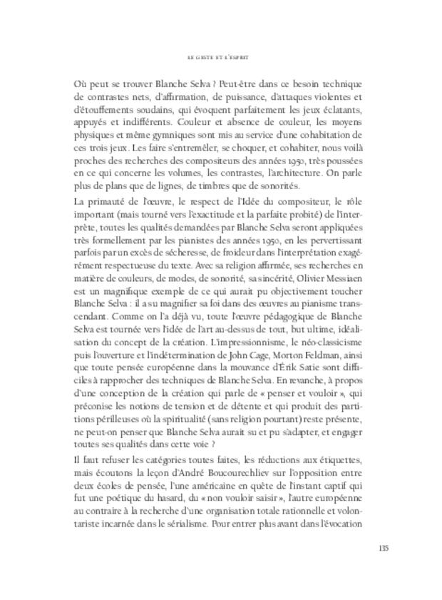 Blanche Selva, extrait 9
