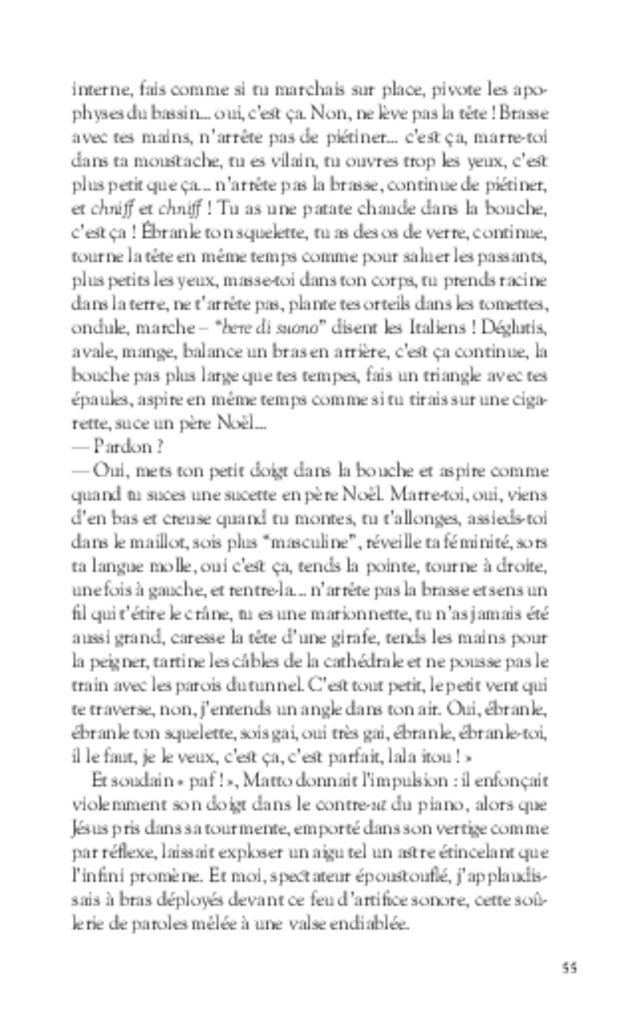 L'épopée Despieds, extrait 4