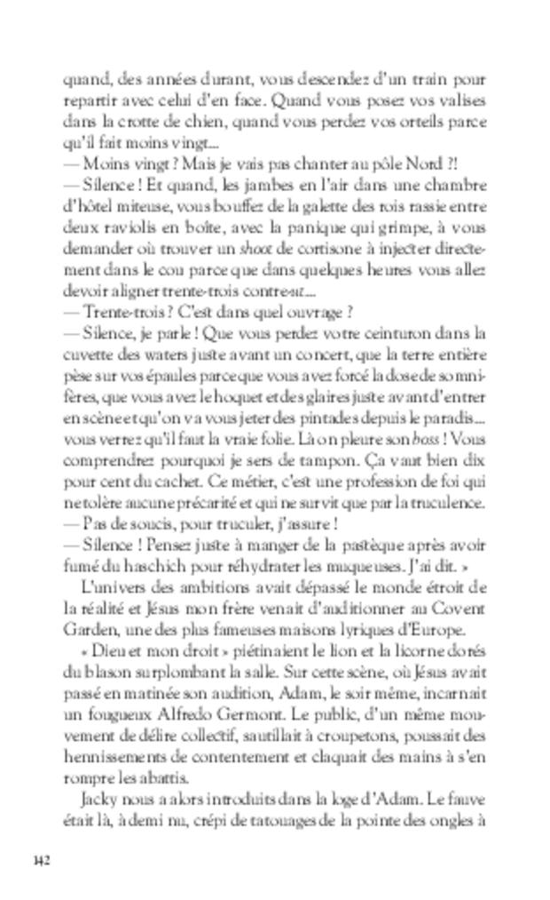 L'épopée Despieds, extrait 8
