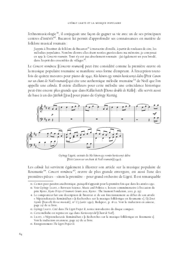 György Ligeti, extrait 6