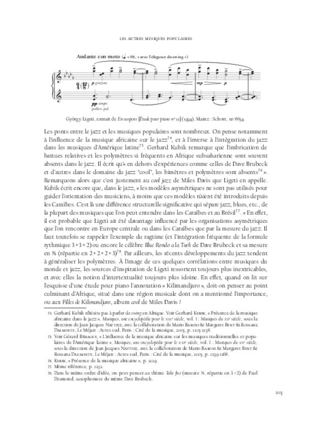 György Ligeti, extrait 9