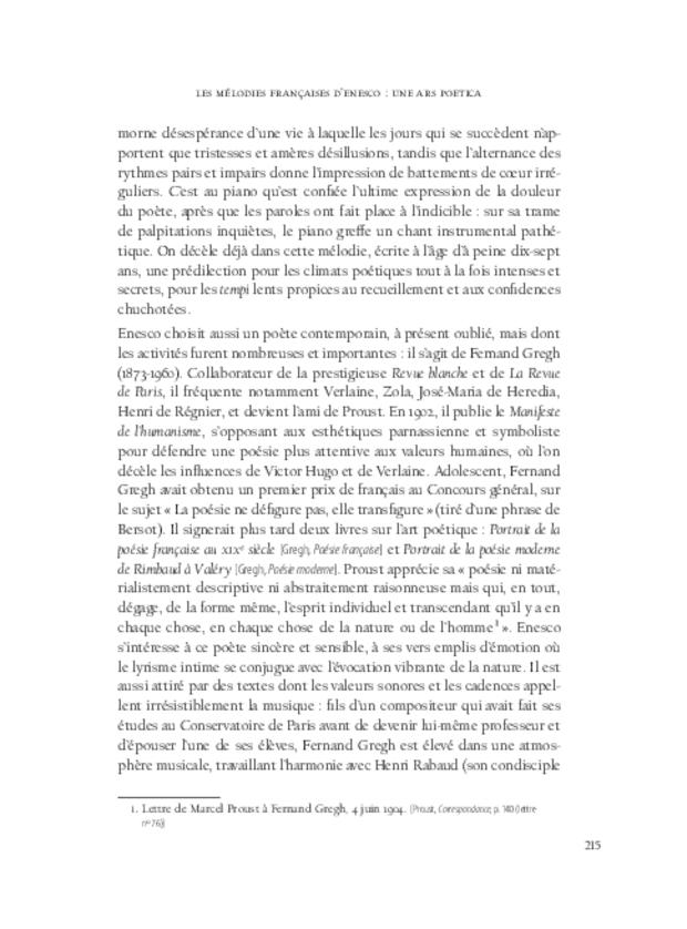 Aspects de la mélodie française, extrait 8