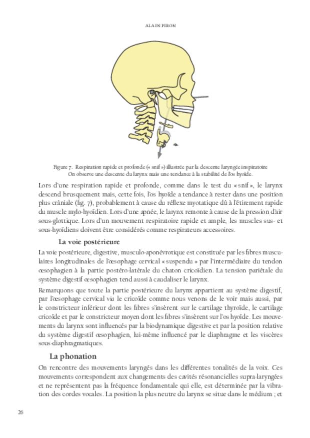 Techniques ostéopathiques appliquées à la phoniatrie, extrait 3