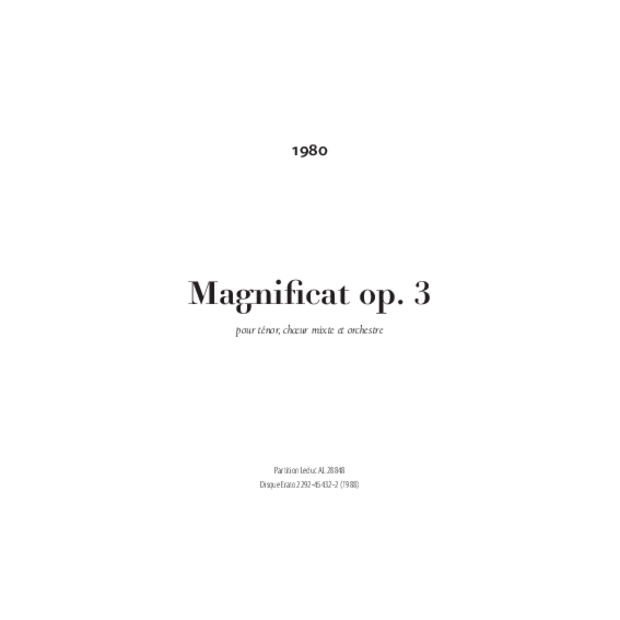 Enchantements et merveilles, extrait 6