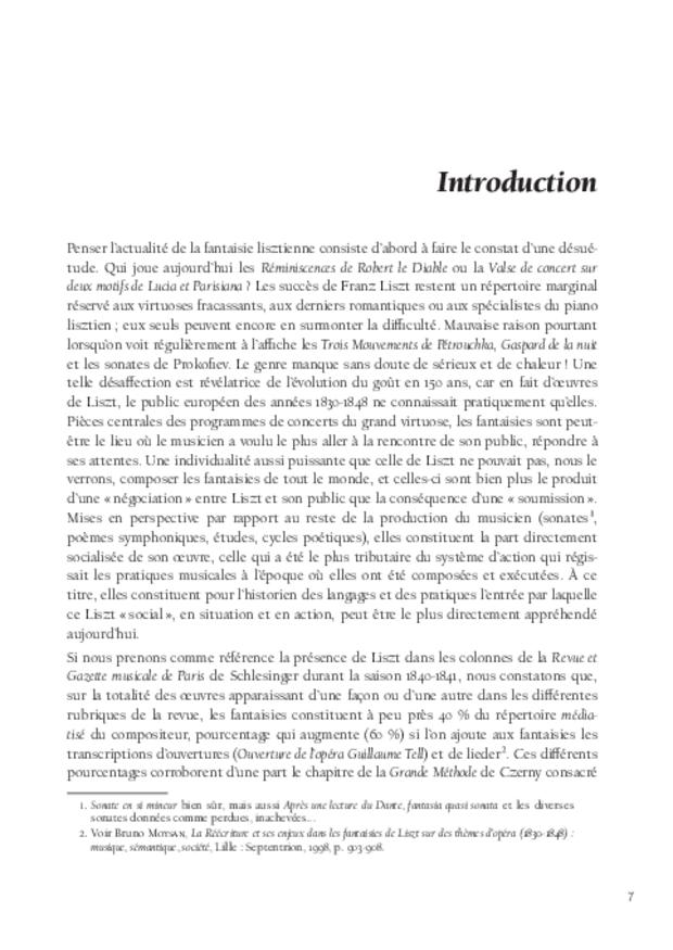 Liszt, virtuose subversif, extrait 3