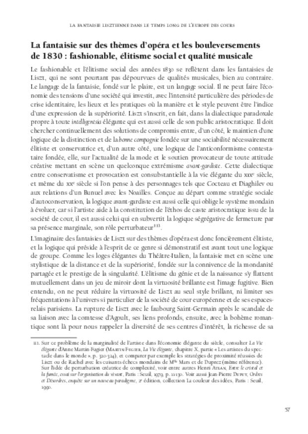 Liszt, virtuose subversif, extrait 4