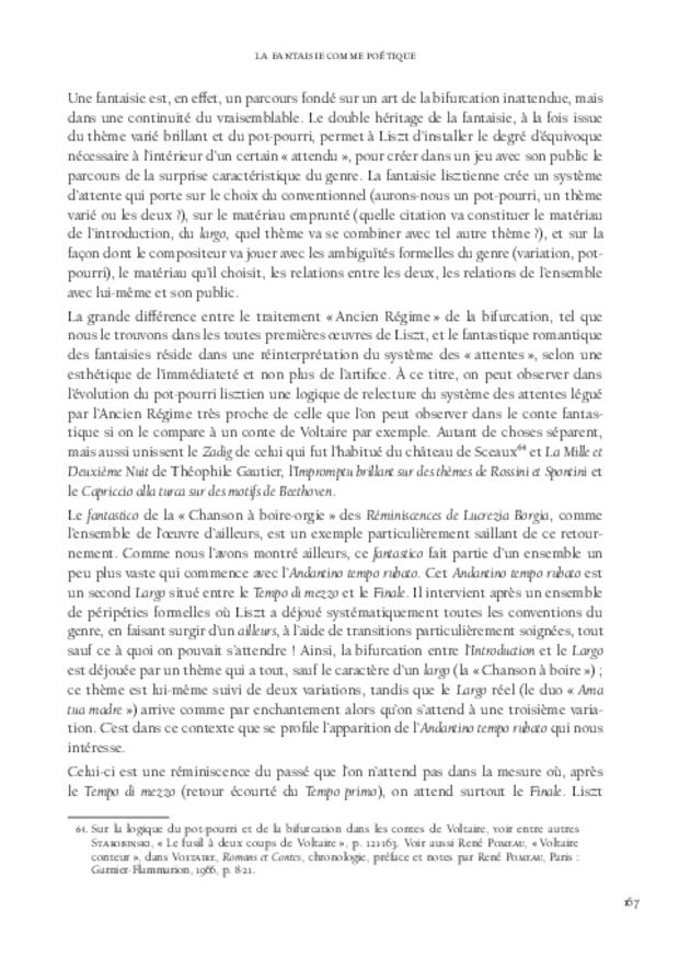 Liszt, virtuose subversif, extrait 9