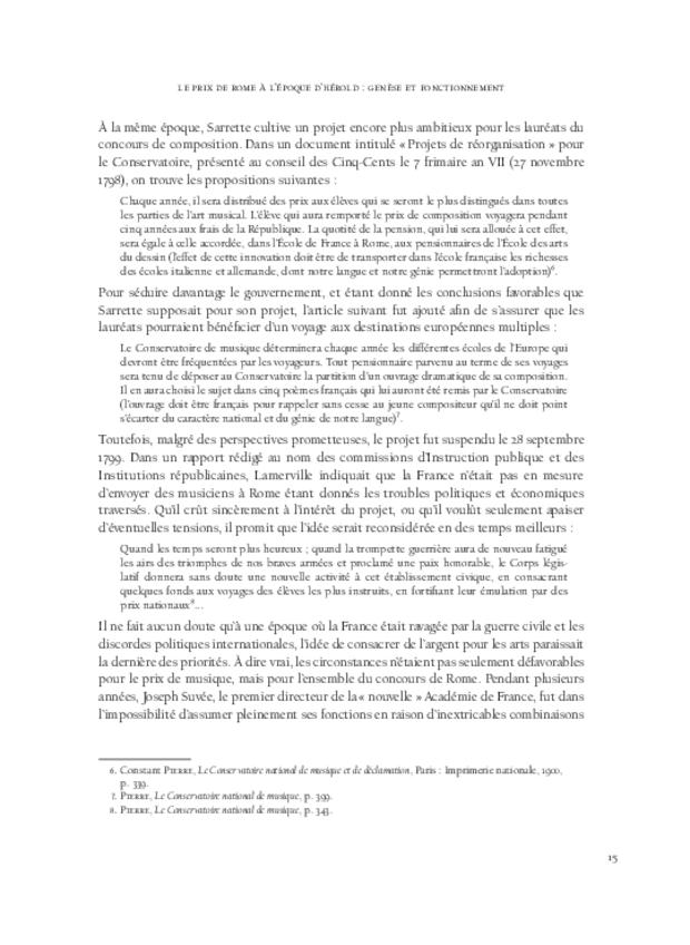 Hérold en Italie, extrait 3