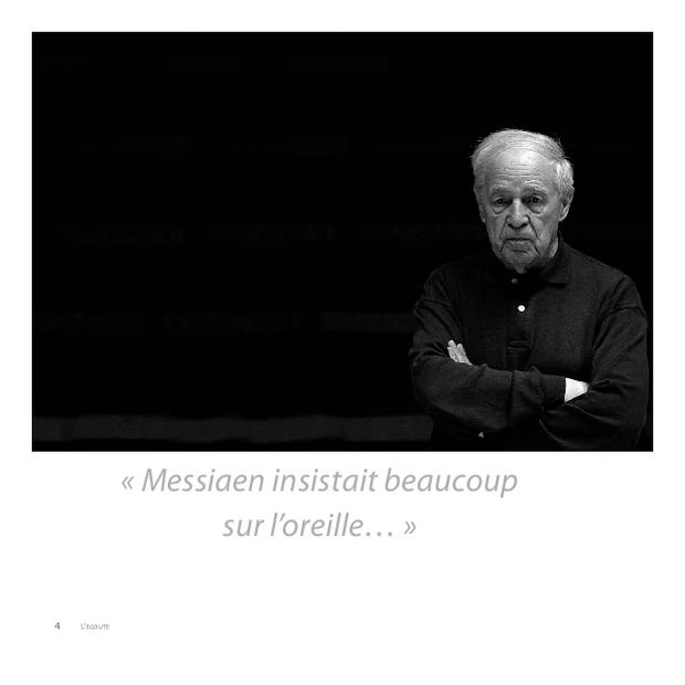 Pierre Boulez, extrait 4