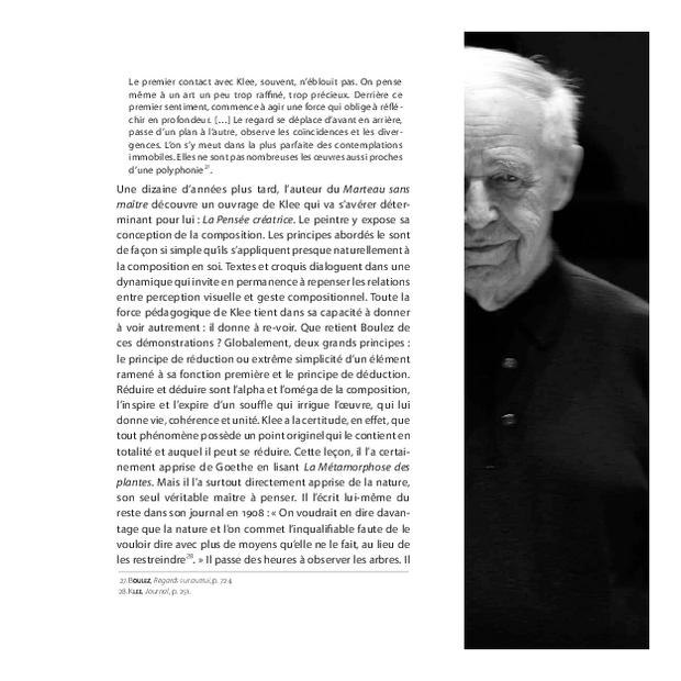 Pierre Boulez, extrait 7